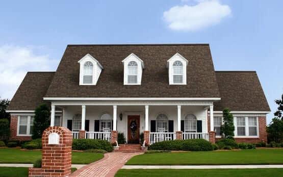 Roofing Teak Color Shingles